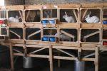 Двухъярусная клетка для кролей: инструкция и чертежи